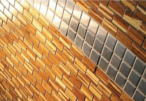 Natural Mosaic Bamboo