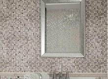 Natural Mosaic Stone & Glass & Metall