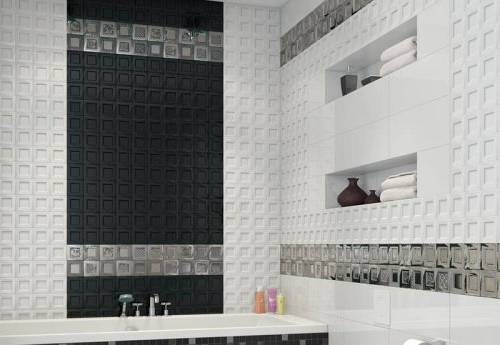 Ibero Ceramicas Black & White